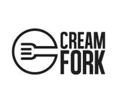 Cream Fork